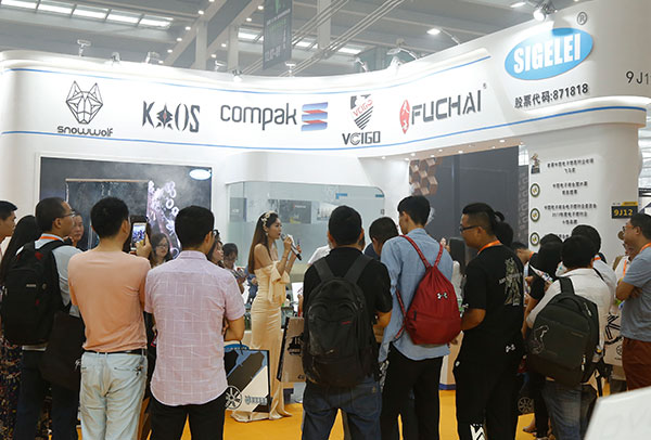 IECIE Shenzhen Ecig Expo April 2018 Highlight
