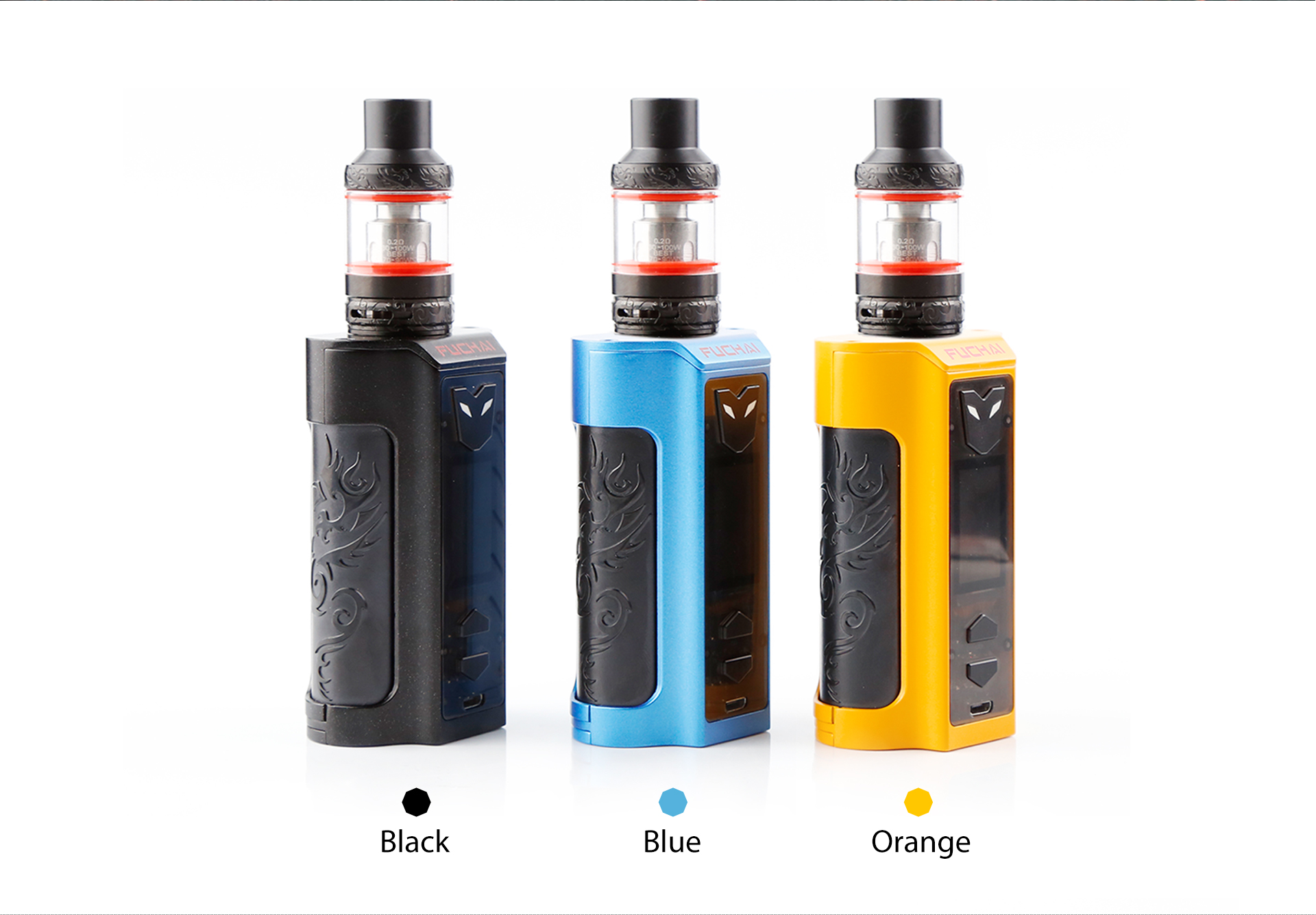 Fuchai MT-V Mod_Sigelei - Vape It, Love It